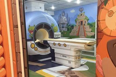 La espléndida idea de un hospital argentino para evitar que los niños entren ansiosos a los exámenes