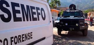 Mueren 11 personas por enfrentamientos entre soldados y criminales en México