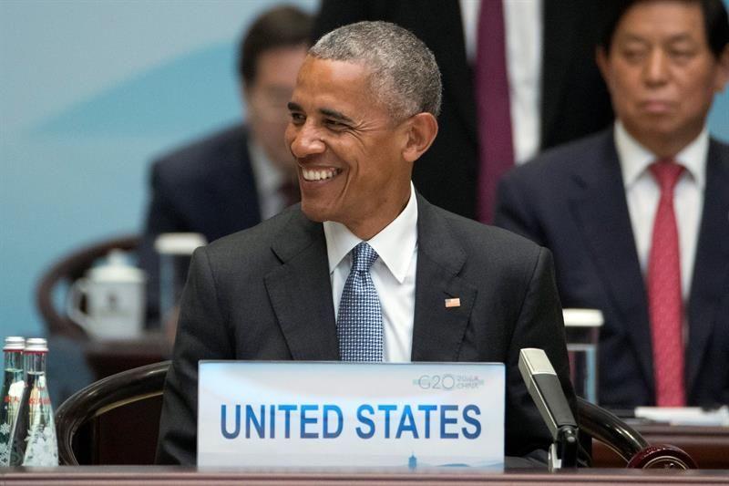 Obama: que China sea más grande que sus vecinos no le da derecho territorial