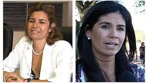 Alonso y Peña, dos mujeres dispuestas a disputar el liderazgo de Larrañaga