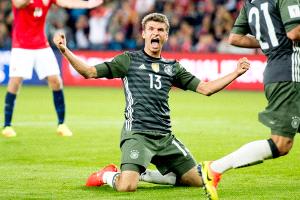 El campeón Alemania inicia su camino rumbo a Rusia 2018 goleando a Noruega