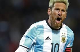Lionel Messi explicó el motivo por el cual se tiñó de rubio