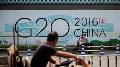 'Finanzas verdes', el tema clave de la cumbre del G-20