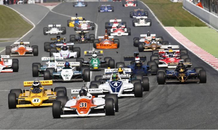 La Fórmula Uno se venderá en 8. 500 millones de dólares