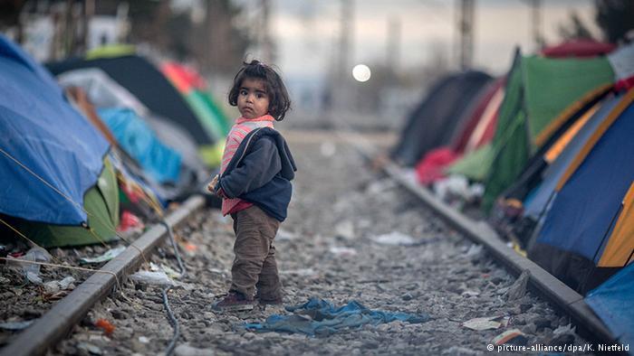 Unicef: 50 millones de niños desarraigados