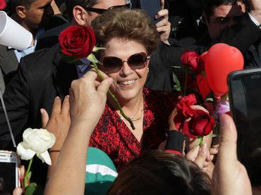 Niegan a Dilma Rousseff recurso contra destitución