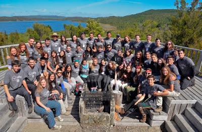 Liceales uruguayos, interesados en la Ciencia, fueron invitados a evento científico en Chile